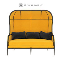 3d model laval stellar works sofa