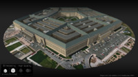 washington pentagon x