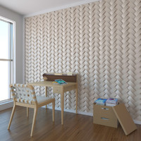Wall Pattern A01 (pattern only)