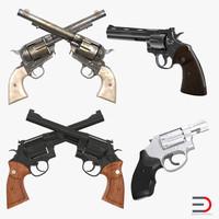3d revolvers 2