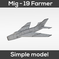 mig-19 farmer simple max