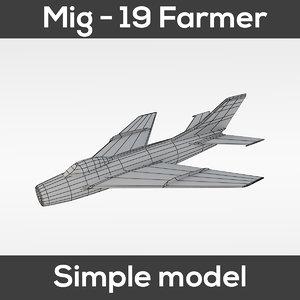 mig-19 farmer simple max