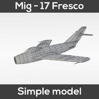 mig-17 fresco simple - max