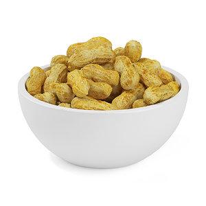max peanuts bowl
