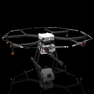 max dji agricultural drone