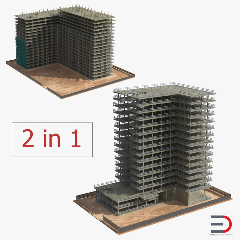building construction 3ds