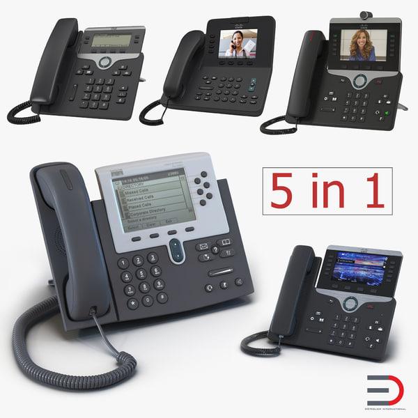 cisco ip phones 4 max