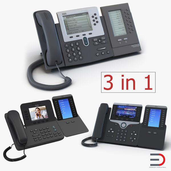 cisco ip phones 6 3ds