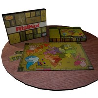 Risiko (italian Risk) board game
