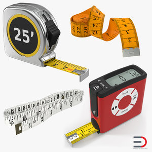 3d model measure tools 2