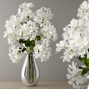 3d bouquet model