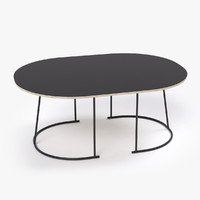 3ds muuto airy medium table