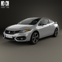 honda civic si c4d
