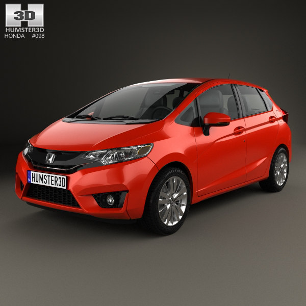 honda fit us-spec 3ds