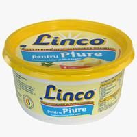 Linco Margarine Box