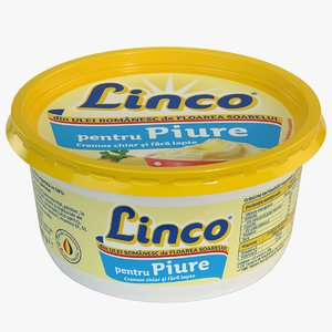 3d model packaging linco
