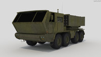 multiple rocket launcher vestnik 3d max