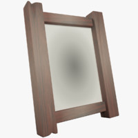 cartoon frame 3d model