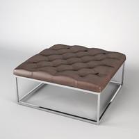 3d model eichholtz table coffee evans