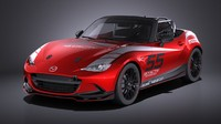 Mazda MX-5 2016 CUP Race Car VRAY