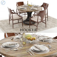 3d model hookers cinch table jens