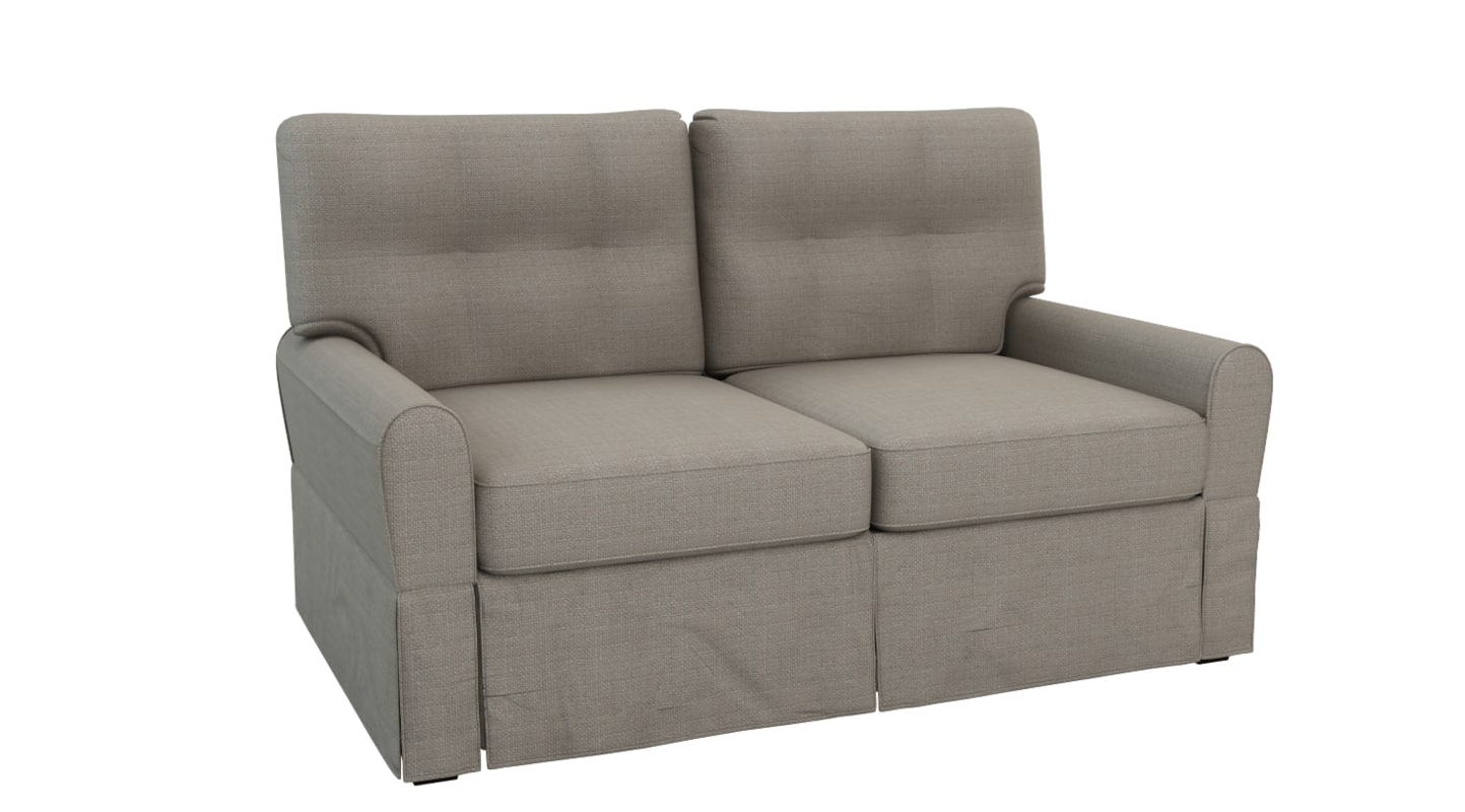 3d smith loveseat seat