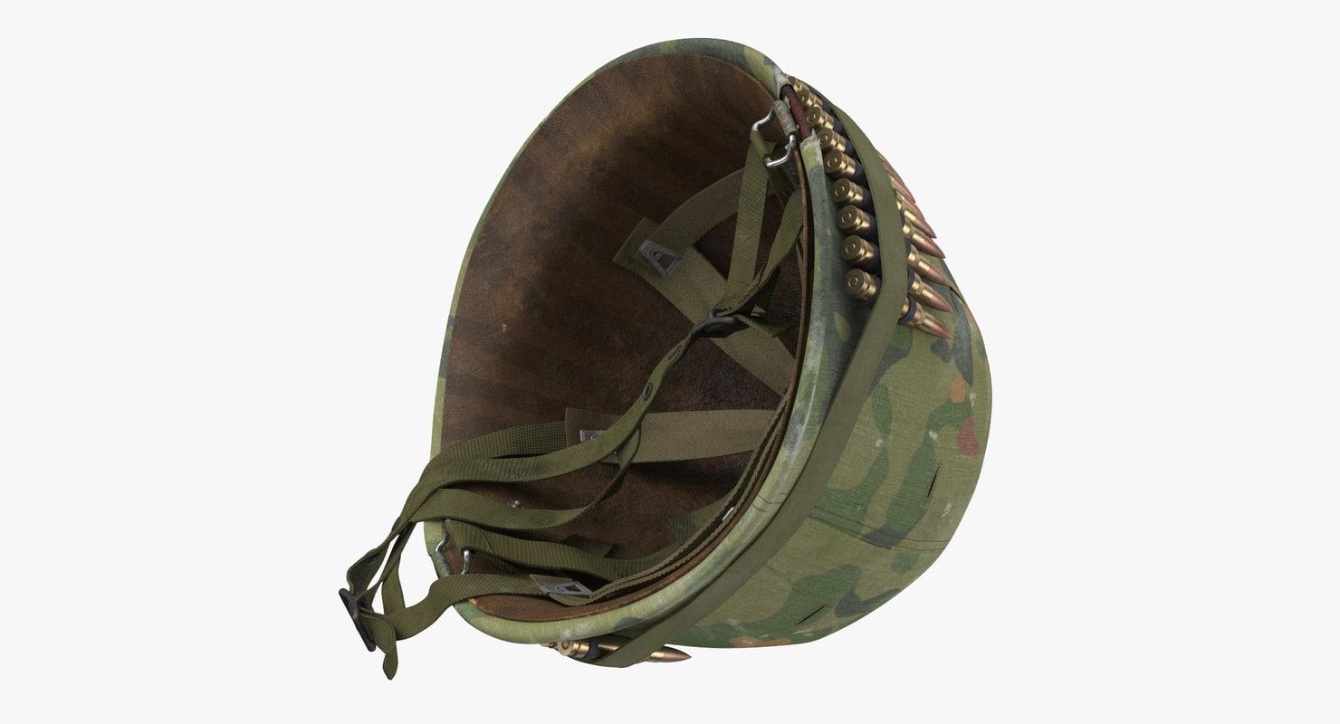 m1 combat helmet cover max