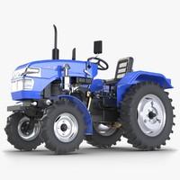 3d traktor xingtai 220