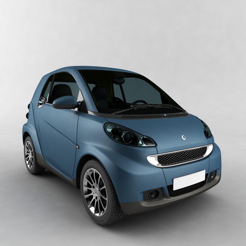 max car smart fortwo