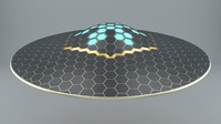 max ufo hexagon