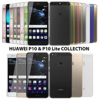 realistic huawei p10 lite 3ds