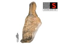 3d cave scan 8k model