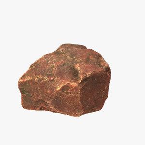 3d stone scanned pbr