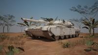 field tanks military 3 d 3d max