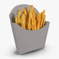 french fry box generic max