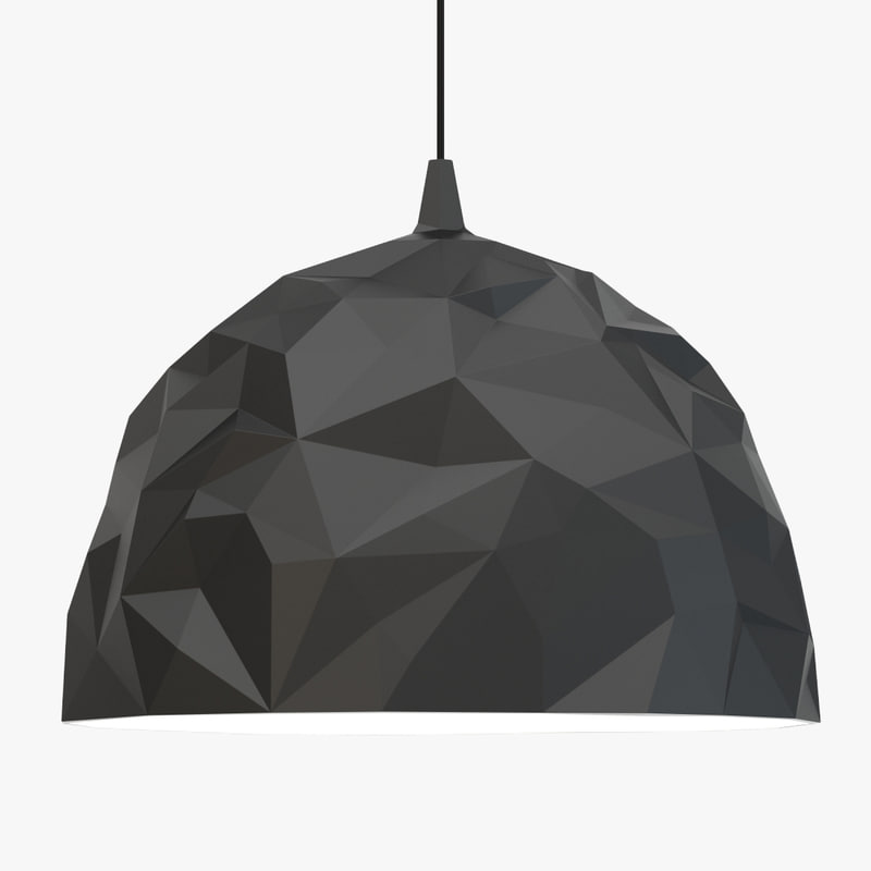 foscarini diesel rock suspension 3d model