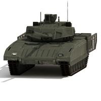 Armata T-14 Russian Tank