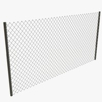 netting 3d model
