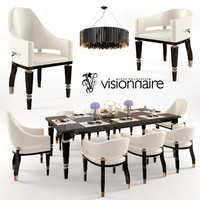 windsor visionnaire 3d max
