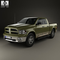 Dodge RAM 1500 Mossy Oak Edition 2014