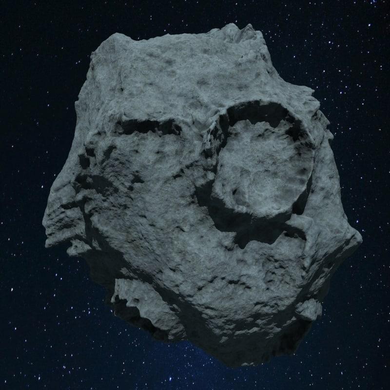 obj asteroid
