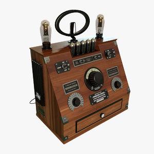 3d max spirit st louis radio