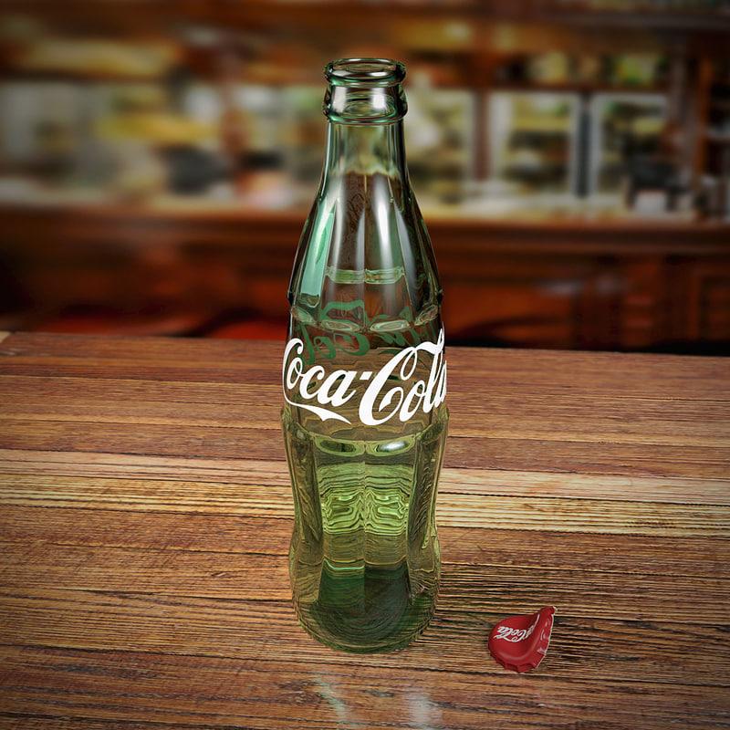 coke bottle max