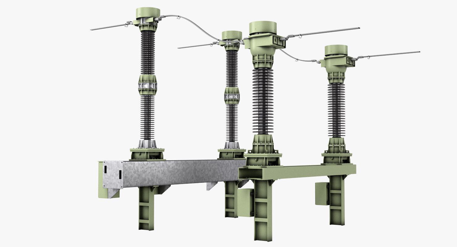 max transformer station
