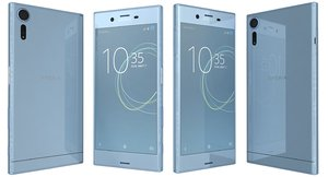 3d sony xperia xzs ice model