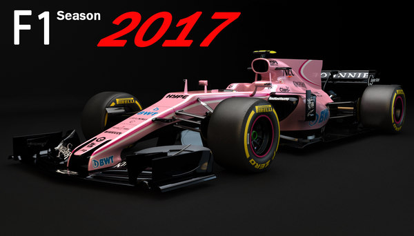 3d f1 sahara force india