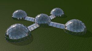 c4d domes site