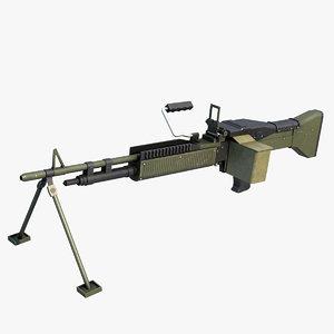m60 machine gun games obj