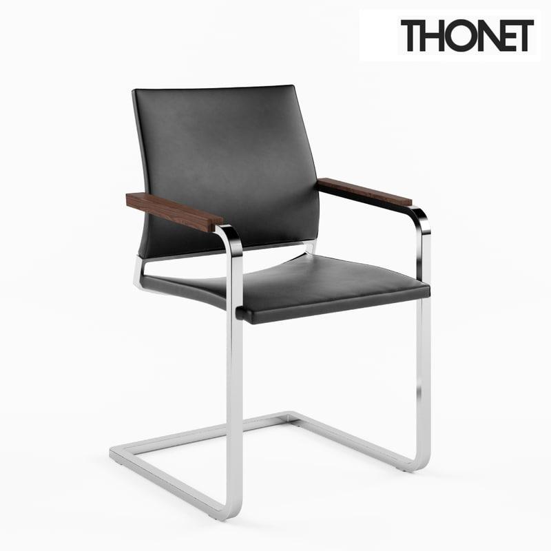 thonet chair max