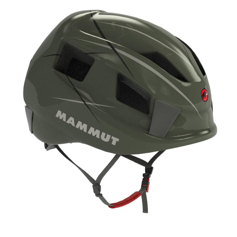 3d tripod 2 mammut helmet